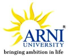Arni University Result