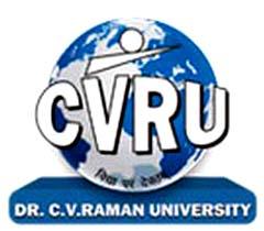 Dr. C.V. Raman University Result