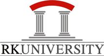 RK University result