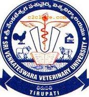 Sri Venkateswara Veterinary University Result