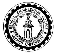 Bengal Engineering & Science University B.E in Mining Engineering Result