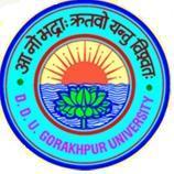 Deen Dayal Upadhyaya Gorakhpur University result