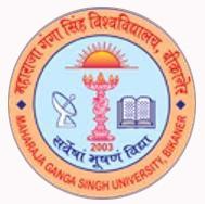 Maharaja Ganga Singh University result