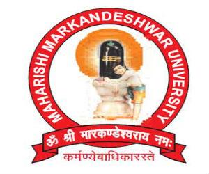 Maharishi Markandeshwar University result