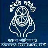 Mahatma Jyotiba Phule Rohilkhand University result