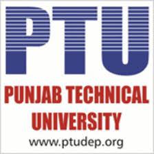 Punjab Technical University result