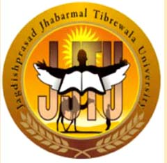 Shri Jagdish Prasad Jhabarmal Tibrewala university result