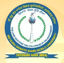 Sri Guru Granth Sahib World University result