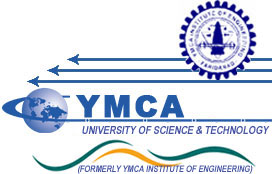 YMCA University of Science and Technology result