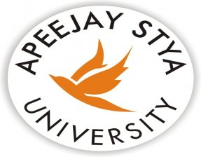 apeejay stya university result