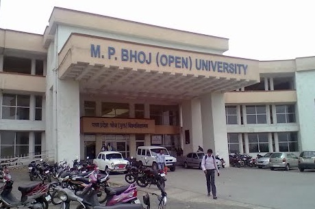Madhya Pradesh Bhoj Open University result