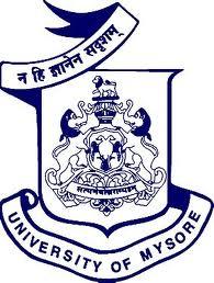 university of mysore result